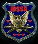 IBSSA logo zwart